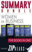 SUMMARY BUNDLE   Women in Business