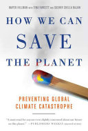 Pdf How We Can Save the Planet