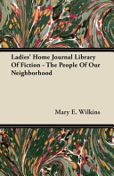 Ladies Home Journal Library Of Fiction The People Of Our Neighborhood