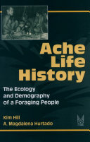 Aché Life History