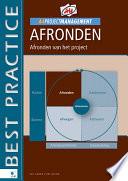 A4 Projectmanagement Afronden