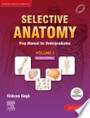 Selective Anatomy Vol 1, 2nd Edition-E-Book