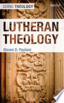 Lutheran Theology Book