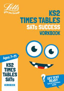 KS2 Maths Times Tables Age 7-11 Practice Workbook