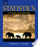 """""""Statistics: A Gentle Introduction: A Gentle Introduction"""" by Frederick L. Coolidge, Frederick Lawrence Coolidge"""