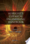Albright S Chemical Engineering Handbook Book PDF
