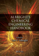 Pdf Albright's Chemical Engineering Handbook Telecharger