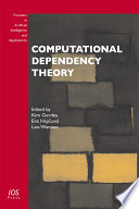 Computational Dependency Theory