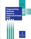 Fingerprinting Methods Based on Arbitrarily Primed PCR Pdf/ePub eBook