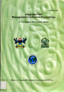 Integrated Pest Management Conference Proceedings Book PDF