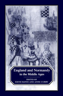 Pdf England and Normandy in the Middle Ages Telecharger