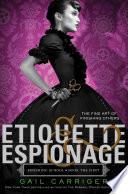Etiquette & Espionage image