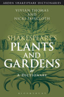 Shakespeare's Plants and Gardens: A Dictionary ebook