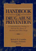 Handbook On Drug Abuse Prevention