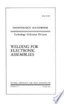 Welding for Electronic Assemblies