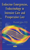 Endocrine Emergencies  Endocrinology in Intensive Care and Preoperative Care