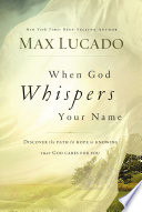 When God Whispers Your Name