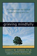 Pdf Grieving Mindfully