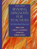 Reading Diagnosis for Teachers