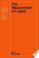 The Measurement of Capital