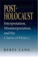 Post-Holocaust