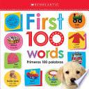 First 100 Words / Primeras 100 Palabras
