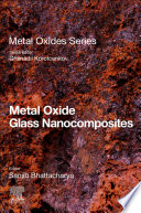 Metal Oxide Glass Nanocomposites Book PDF