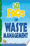 50 FAQs on Waste Management Book