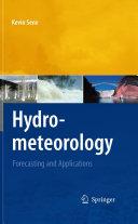Hydrometeorology Book