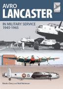 Avro Lancaster  1945   1965