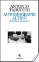 Autobiografie altrui