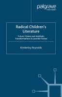 Radical Children s Literature
