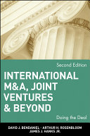 International M A Joint Ventures Beyond