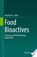 Food Bioactives Book