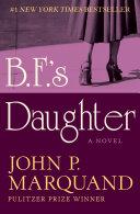 Pdf B.F.'s Daughter Telecharger