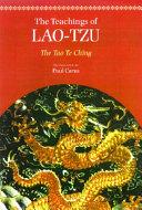 The Teachings of Lao-Tzu