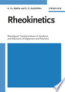Rheokinetics Book