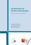 An Abstraction For Version Control Systems Book PDF