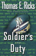A Soldier's Duty Book
