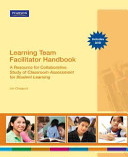 Learning Team Facilitator Handbook