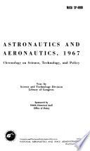Astronautics and Aeronautics Book