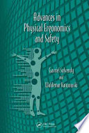 Advances in Physical Ergonomics and Safety
