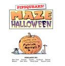 Maze Halloween Book PDF