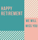 Happy Retirement Guest Book Hardcover  Book PDF