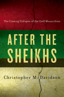 After the Sheikhs Book
