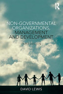 Non-Governmental Organizations, Management and Development Pdf/ePub eBook
