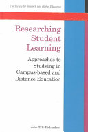 Researching Student Learning Book