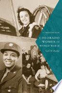 Colorado Women in World War II