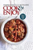 Books - Cook & Enjoy (2009) | ISBN 9780798149198