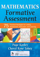 Mathematics Formative Assessment  Volume 1